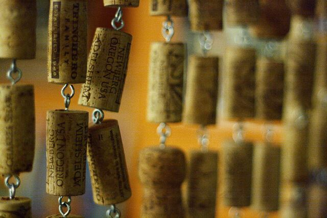 wine cork uses