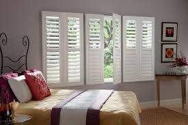5 Benefits Of Having Plantation Shutters In The Bedroom Purely