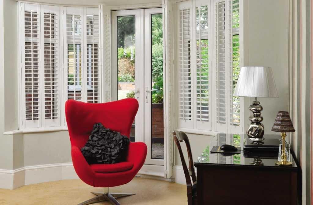 bi fold patio shutters