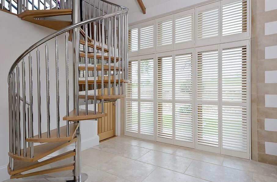 barn large window shutters