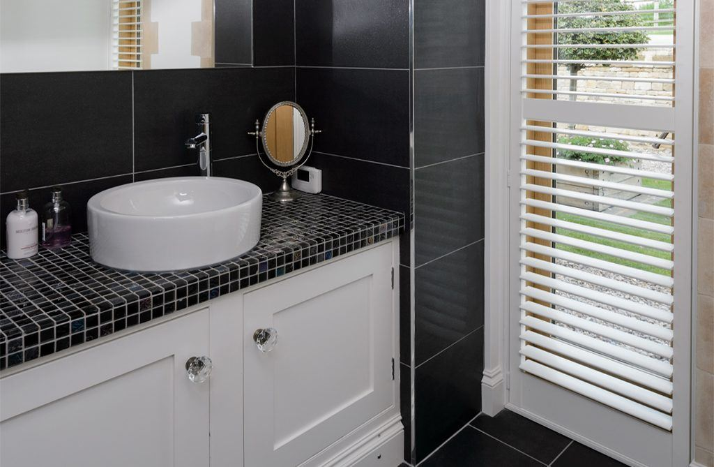 Waterproof Bathroom Shutters